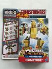 Transformers KRE-O Micro Changers Combiners Kreons Grimstone