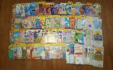 McDonald's Happy Meal boxes bags huge lot of 75 Different 1980s 1990s Vintage A