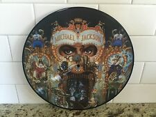 MICHAEL JACKSON - DANGEROUS- BRAND NEW RARE IMPORT PICTURE DISC VINYL LP RECORD