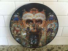 MICHAEL JACKSON - DANGEROUS- BRAND NEW RARE IMPORT PICTURE DISC VINYL LP RECORD