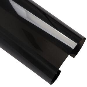 Black/Grey/Blue Auto home Window Tint Film Nano Ceramic Solar Tint Self Adhesive