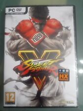 Street Fighter V - 5 -  PC SIGILLATO EDIZIONE ITALIANA