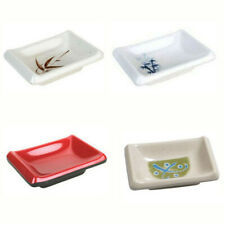 JapanBargain Brand Melamine Soy Sauce Dish 3.75x2.5 inches Many Color New
