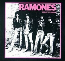 Rocket to Russia [Expanded] [Remaster] by Ramones (CD, Jun-2001, Rhino (Label))