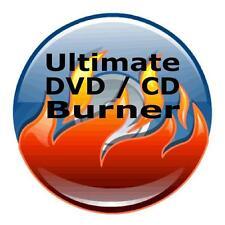 Ultimate ET MEILLEUR CD & DVD vidéo / logiciel de gravure de disques Blu-ray HD