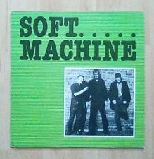 SOFT MACHINE  Vinyl LP Soft Machine,  EX+