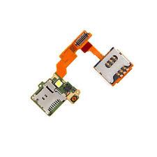 Sim Slot Micro SD Tray Flex Cable for Sony Ericsson Vivaz Pro U8 U8i