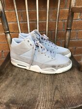 Nike Air Flight Classic Hi Trainers Grey Size Uk 11