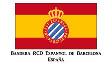 Bandera flag RCD ESPANYOL España 150x90cms Espanyol Spain 66f88d7b1d2