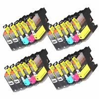 20pk LC103 LC-103XL Ink New Version For Brother MFC-J450dw MFC-J470dw MFC-J870dw