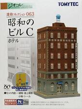 * Tomytec scala N 063 Palazzo di città  in kit Nuovo OVP