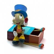 Disney Figurine Statue - Jiminy Cricket on Matchstick Box (1961)