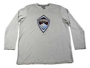 adidas MLS Mens Colorado Rapids Aerokint Shirt New 2XL