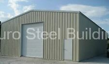 DuroBEAM Steel 50x50x16 Metal Garage Shop Man Cave Building Structure DiRECT
