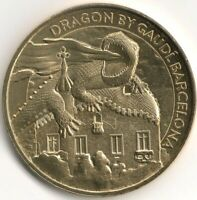 Monnaie de Paris - BARCELONE - CASA BATLLO - DRAGON BY GAUDI 2020