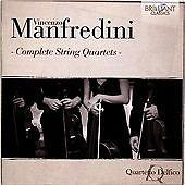 Quartetto Delfico - Streichquartette - CD