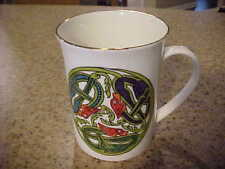 St Andrews Fine Bone China Celtic Legends 6th-9th Century Design Cup Mug