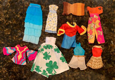 Mixed Lot Of Clothing Fits Topper Dawn And Pippa Custom And Original Rock flower