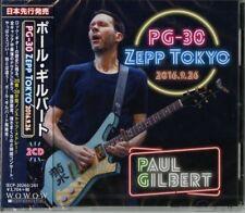 PAUL GILBERT-PG-30 LIVE AT ZEPP TOKYO 2016-JAPAN 2 CD+BOOK I72