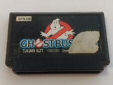 Ghostbusters Nintendo Famicom FC NES/Cartridge only.NTSC-J tested-B-