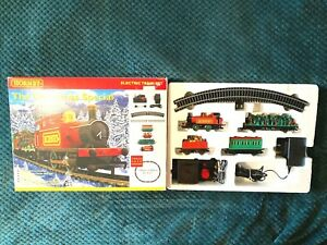 HORNBY 'OO' GAUGE R1046 'THE CHRISTMAS SPECIAL' TRAIN SET