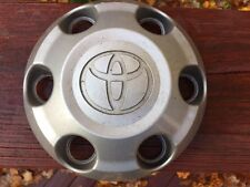 Toyota Tacoma 2005-2014 OEM Wheel Hub Cap 42603-AD05 Grey Metal Finish