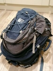 Karrimor Global 70 - 90lt Rucksack  Hiking Travelling With Small 20lt Bag