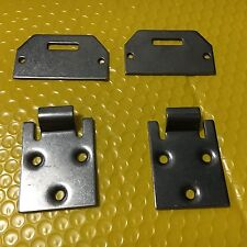 Seat Hinge Bottom and Plate for EZGO TXT Medalist Golf Cart (1995-up)