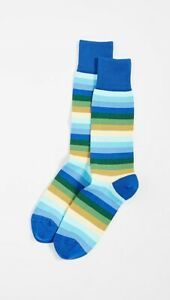 """NWT Paul Smith """"simba"""" striped socks. Made in England.Yours for?"""