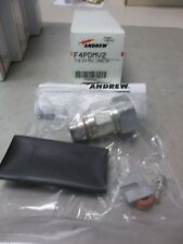 Andrew F4PDMV2 7/16 Din Male Connector