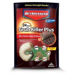 BAYER ADVANCED 24 Hour Grub Killer Plus 10-lb Insect Killer