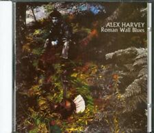 "Alex Harvey: ""ROMAN Wall Blues"" (CD Reissue)"