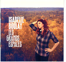 MFD IN CANADA AUDIOGRAM ADCD 10289 2011 FRENCH QUEBEC POP CD ISABELLE BOULAY