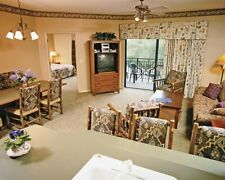 WYNDHAM SMOKY MOUNTAINS 2 BEDROOM DELUXE JULY 31-AUGUST 7