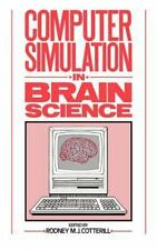 Computer Simulation in Brain Science-ExLibrary