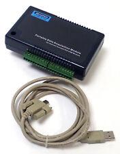 ADVANTECH USB-4750 32-CH ISOLATED DIGITAL DIO PORTABLE DATA ACQUISITION MODULE