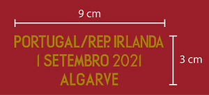 PORTUGAL VS REPUBLIC OF IRELAND WORLD CUP 2022 QUALIFIER MATCH DETAILS
