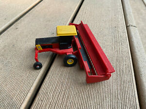 VERSATILE 4700 Windrower Swather 1/64th Scale Toy - Versatile 4700 Toy Windrower