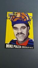 MIKE PIAZZA 1993 UPPER DECK COLLECTOR'S CHOICE CARD # 318 B5037