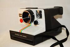 Polaroid Rainbow OneStep SX-70 fixed focus,gremlins(b26),lomography, tested nice