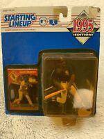 STARTING LINEUP 1995 Julio Franco Chicago White Sox MLB Rare Figure