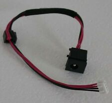 DC Power Jack for Toshiba Satellite C650 D C655 D with Harness Cable