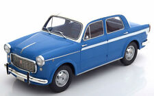 1959 Fiat 1100 Lusso Bluewith White Roof by BoS Models LE of 504 1/18 Scale New!