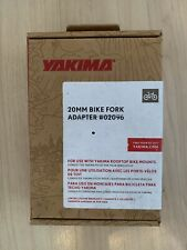 Yakima Adapter 20mm Bicycle Thru-Axle Fork Mount Adaptor for Bike Rack Carrier