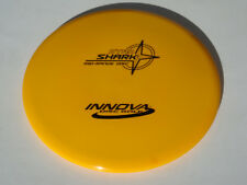 Disc Golf Innova Star Shark Stable Straight Midrange 180g Yellow/Orange