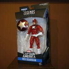 Marvel Legends Civil War wave Red Guardian figure. No Giant Man BAF