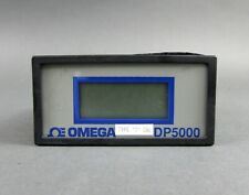 Omega DP5000 1/8th Din Panel Mount LCD Meter