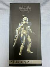 Sideshow Collectibles Star Wars Clone Captain Rex Phase 2 1/6  Complete