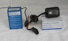 Power Wheels 00801-1781 6V BLUE Battery and Charger Fisher Price 1 Year Warranty