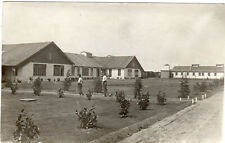 Foto AK Internierungslager Wolfhezen Holland 1918 KGF 1.WK POW Zensur Cöln Milit